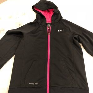 Nike Therma-Fit Kids Hoodie Size Large